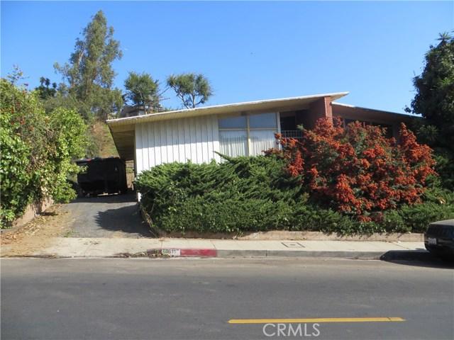4611 Don Lorenzo Drive, Los Angeles, CA 90008