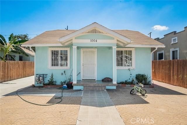 1064 W 61st Street, Los Angeles, CA 90044