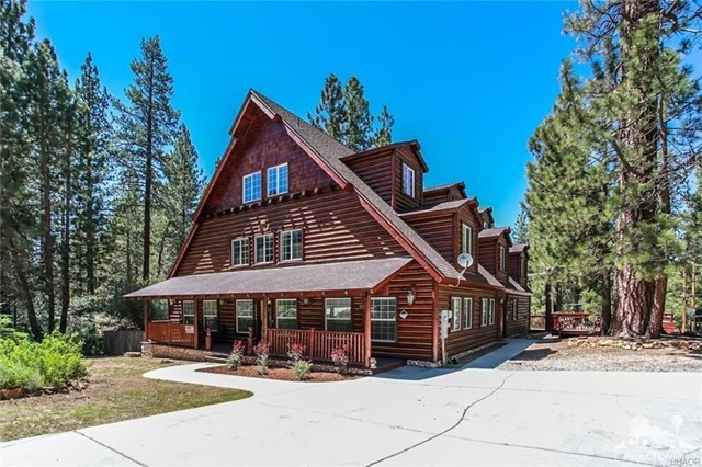 42390 Evergreen Drive, Big Bear, CA 92315