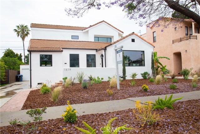 1619 S Genesee Avenue, Los Angeles, CA 90019