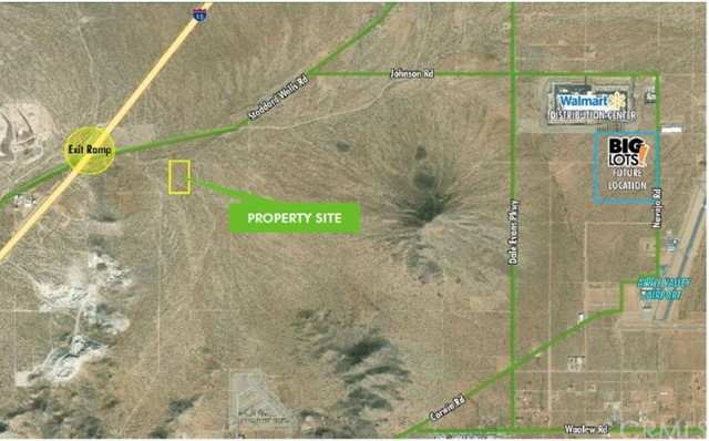 0 South of Stoddard Wells Road, Apple Valley, CA 92307