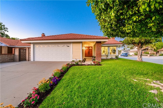 136  Pinetree Court, Walnut in Los Angeles County, CA 91789 Home for Sale
