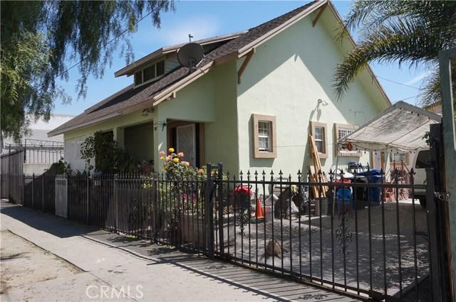 1408 W 55th Street, Los Angeles, CA 90062