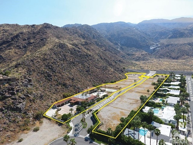 Las Palmas Estates Drive, Palm Springs, CA 92262