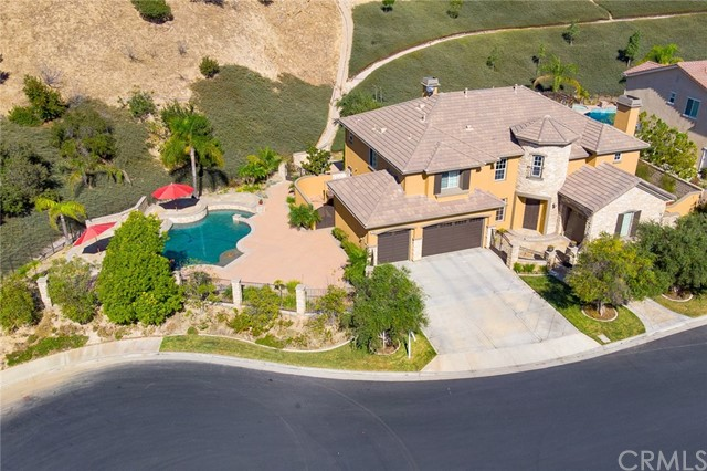 21535  Hawkeye Ridge Circle, Yorba Linda, California