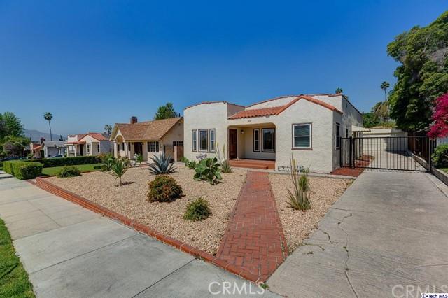 1231 Justin Avenue, Glendale, CA 91201
