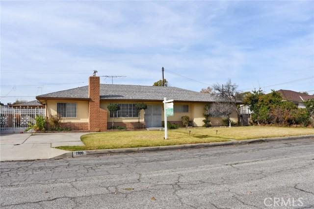 1109 S Pine Street, San Gabriel, CA 91776