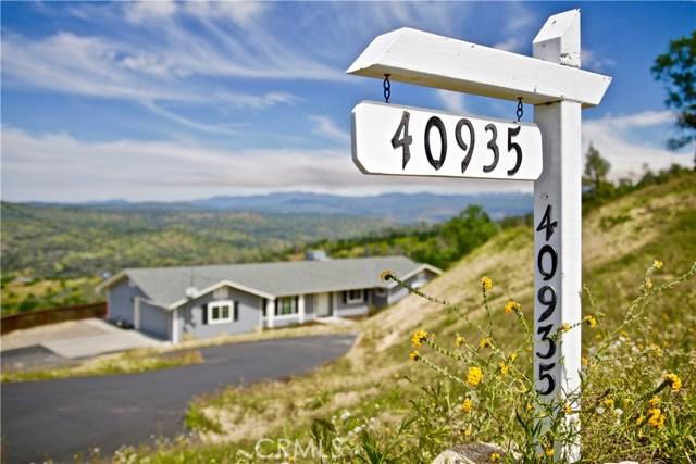 40935 Lilley Mountain Drive, Coarsegold, CA 93614