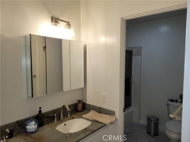 Upstairs Bathroom and tub & shower #2