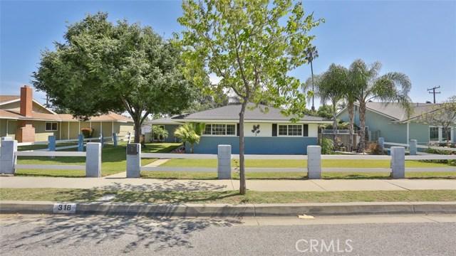 318 E Gladstone Street, San Dimas, CA 91773