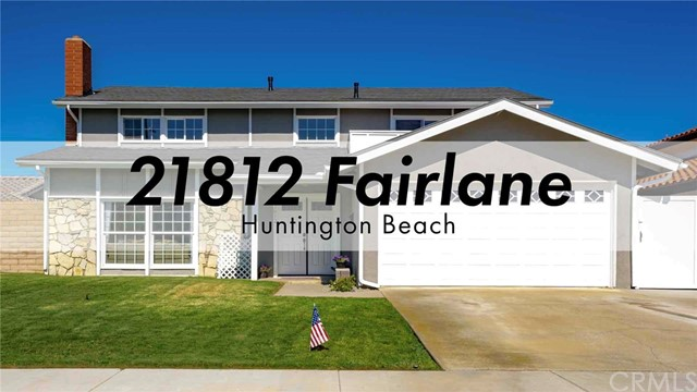 21812 Fairlane Circle, Huntington Beach, CA 92646