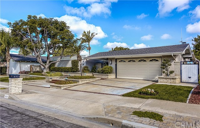 One of Gated Orange Homes for Sale at 4933 E Hillside Avenue
