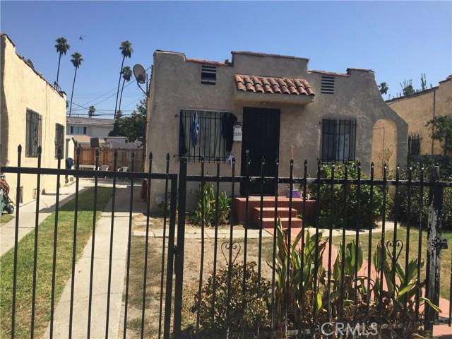3528 11th Avenue, Los Angeles, CA 90018