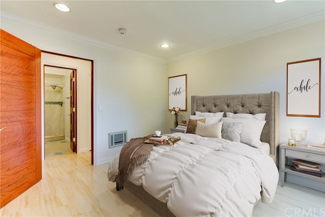 Virtually Staged - Second Bedroom
