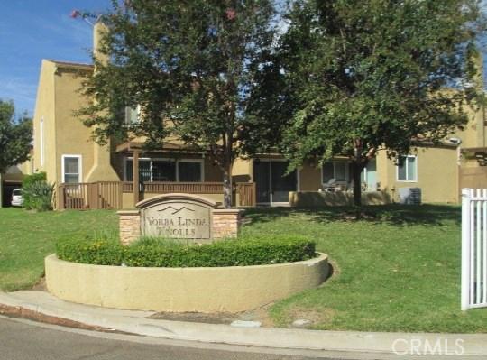 One of Townhome Yorba Linda Homes for Sale at 4756  Carmonita Lane