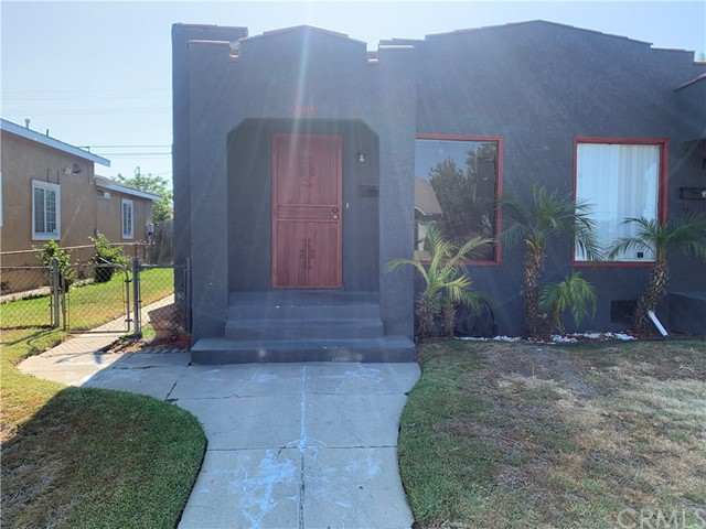 Nice 2bed 1bath unit with new carpet and paint. This unit is good for a small family.