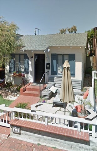 North Manhattan Beach original Beach Bungalow. Great location..just a few blocks to the beach and all that north Manhattan Beach has to offer..restaurants, shopping, quick access to LAX and much more.  South facing lot. Being sold as is.
