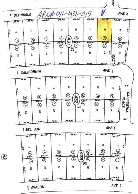 1237 Glendale Avenue, Salton City, CA 92275