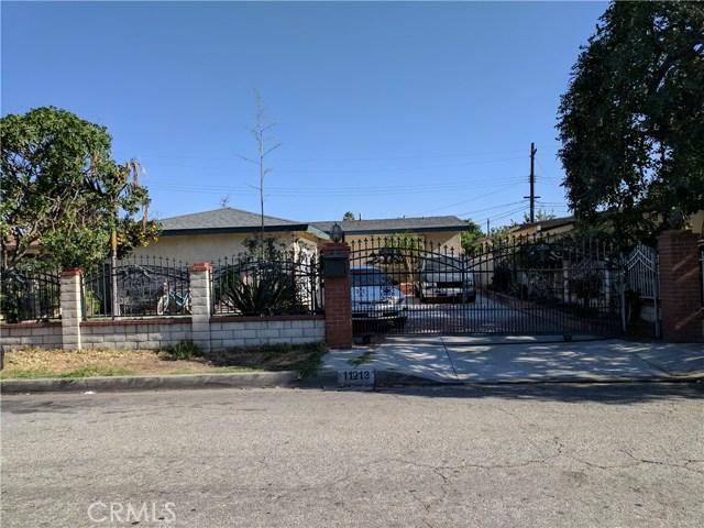 11213 Maryvine Street, El Monte, CA 91733