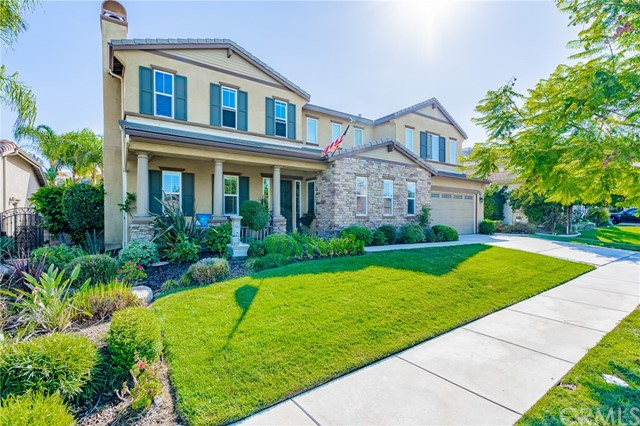 8407  Sunset Rose Drive, Corona, California