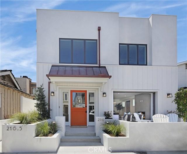 216 33rd Street | West Newport Beach (WSNB) | Newport Beach CA
