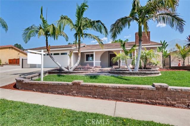 8358 Pumalo Street, Rancho Cucamonga, CA 91701