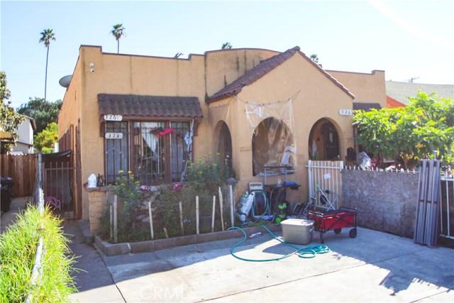 324 W 65th Street, Los Angeles, CA 90003