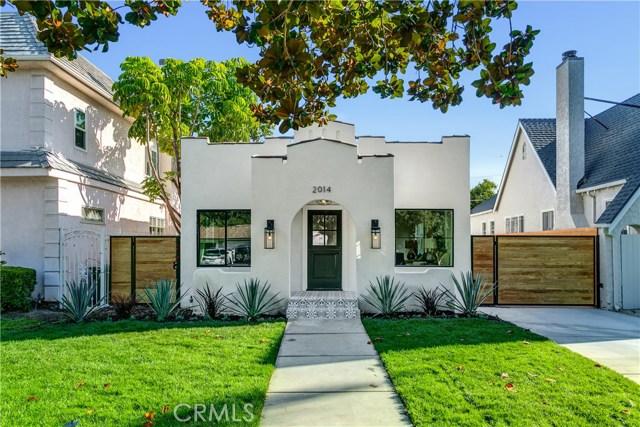 2014 Malcolm Avenue, Los Angeles, CA 90025