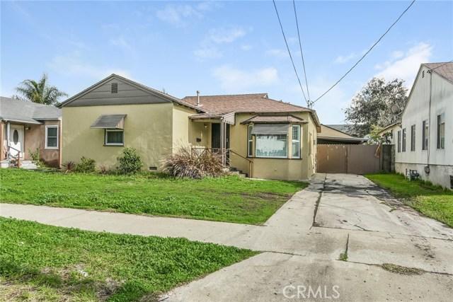 15122 S Budlong Avenue, Gardena, CA 90247
