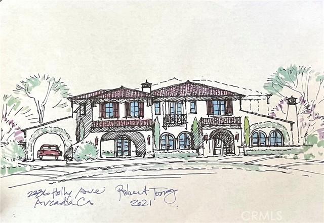 2236 Holly Ave, Arcadia, CA 91007