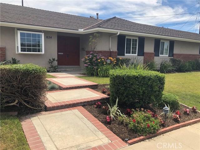 824 Rosarita Drive, Fullerton, CA 92835