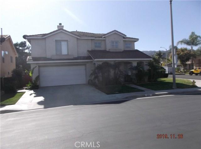 508 Viewtop Lane, Corona, CA 92881