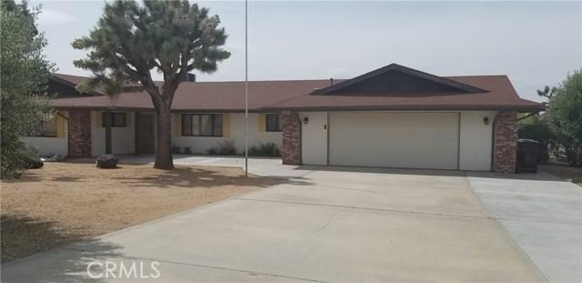 58996 Pueblo, Yucca Valley, CA 92284