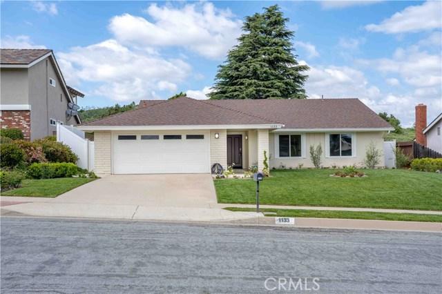 1133 Avenida Del Corto, Fullerton, CA 92833