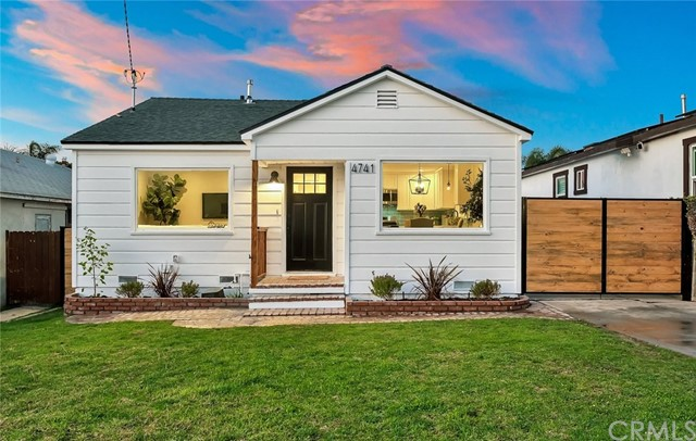 4741 141st Street, Hawthorne, California 90250, 3 Bedrooms Bedrooms, ,2 BathroomsBathrooms,Single family residence,For Sale,141st,PW20037959