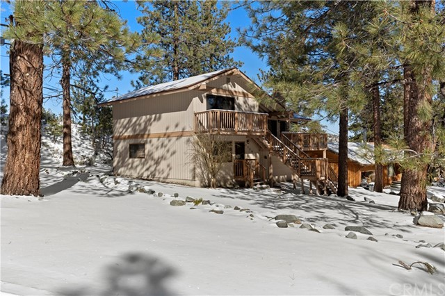 5320 Orchard Drive, Wrightwood, CA 92397