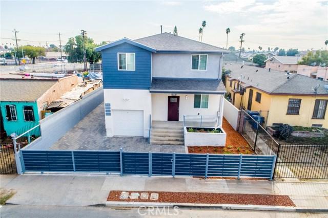816 W 84th Street, Los Angeles, CA 90044