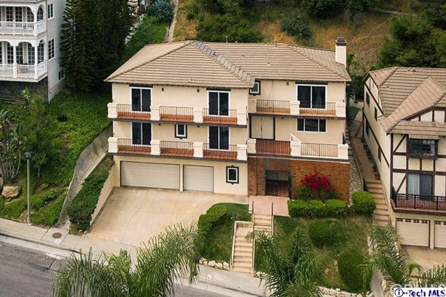 3411 Oakmont View Drive, Glendale, CA 91208