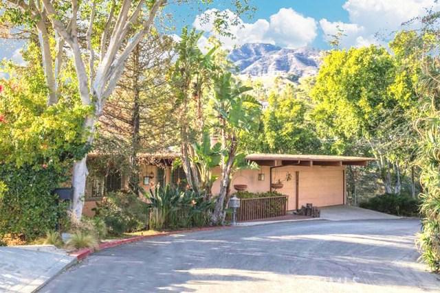 726 Bohlig Road, Glendale, CA 91207