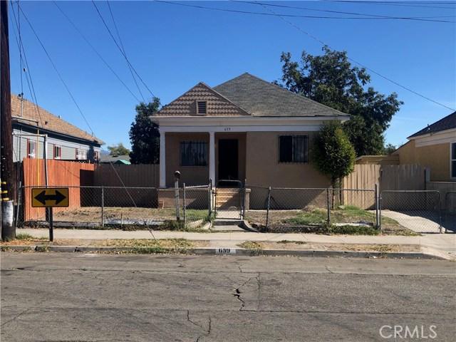 659 N L Street, San Bernardino, CA 92411