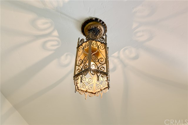 Dramatic Formal Entry Light Fixture