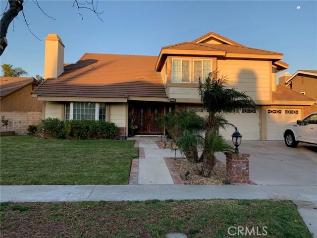 1831  Lexington Drive, Corona, California
