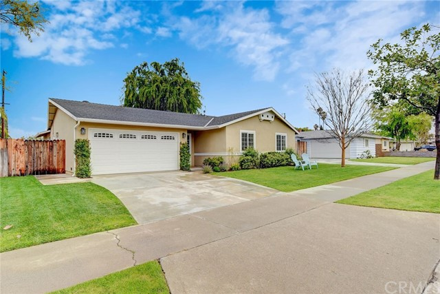 1311 E Jacaranda Avenue, Orange, California