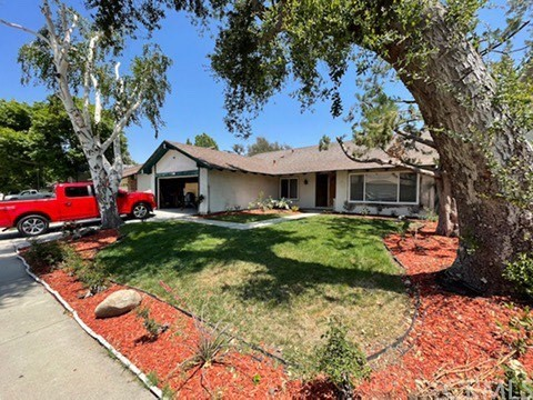 Home completely remodel with open floor and pool in the back yard