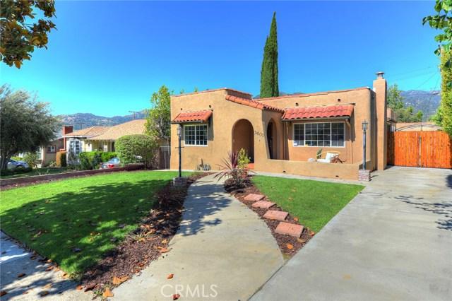 3601 Buena Vista Avenue, Glendale, CA 91208