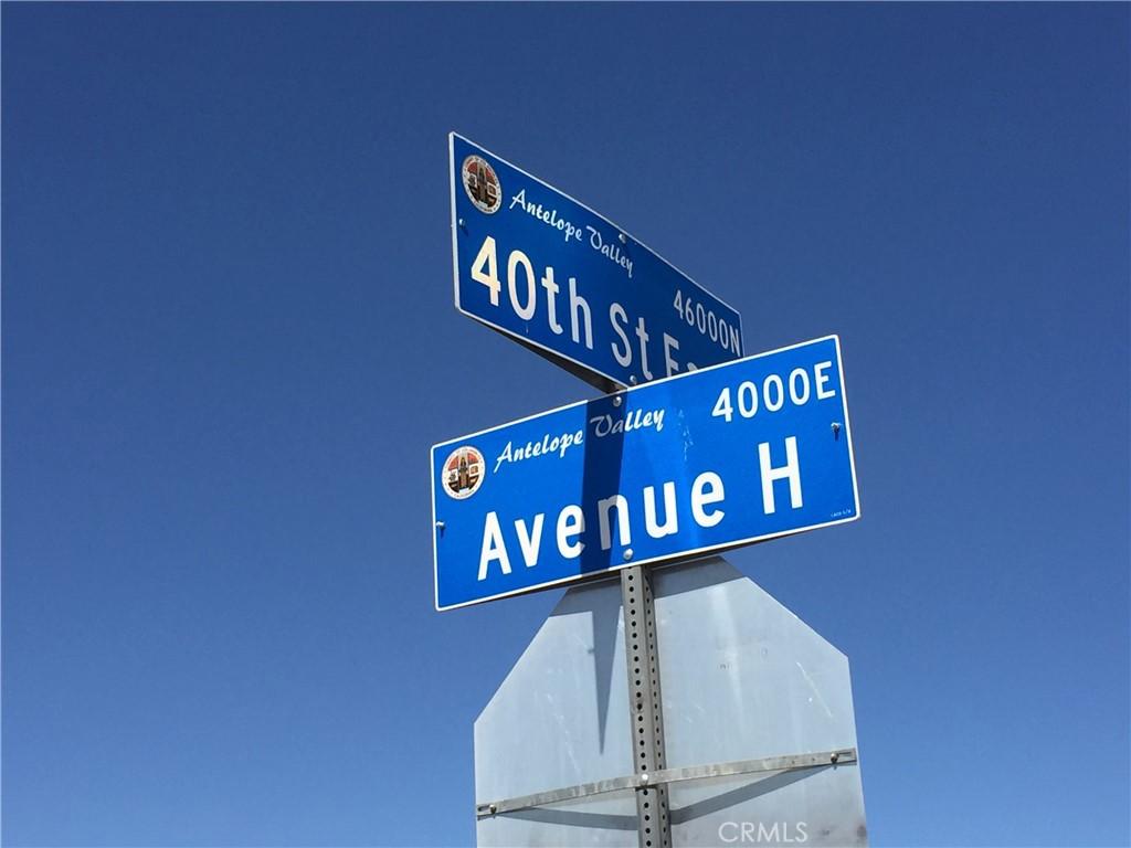 Photo of Vac/E Avenue H/Vic 40th Ste, Lancaster, CA 93535