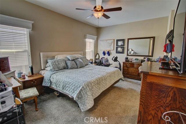 Master Bedroom with Adjacent Master Bathroom