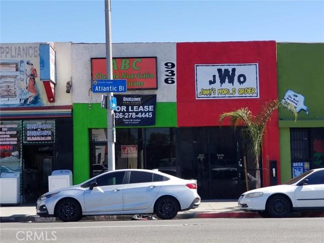 936 S Atlantic Boulevard, East Los Angeles, CA 90022