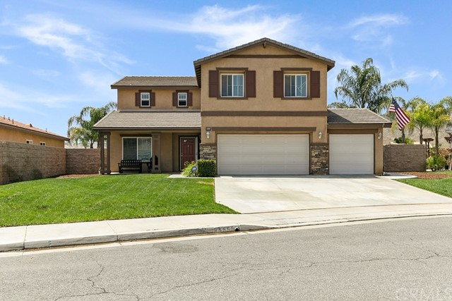 Photo of 25555 Turfwood Street, Sun City, CA 92585