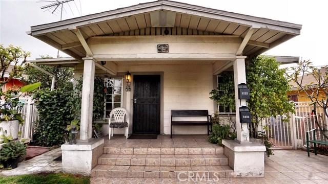 1122 La Puerta Street, East Los Angeles, CA 90023